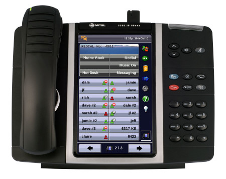 Phone system solutions installation