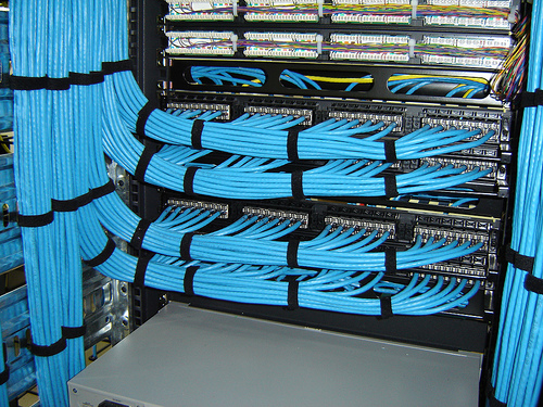 Cabling Solutions by ICS Integrated Communication Solutions Deer Park NY